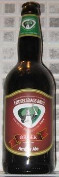�rb�k F�dselsdagsbryg Amber Ale - Amber Ale