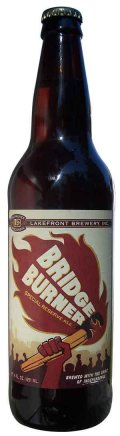 Lakefront Bridge Burner Strong Ale