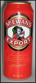 McEwan�s Export