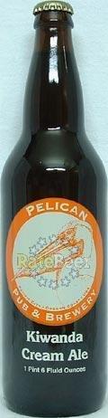Pelican Kiwanda Cream Ale