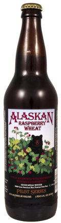 Alaskan Pilot Series: Raspberry Wheat - Fruit Beer/Radler