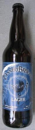 Cannery 360 Degree Lager