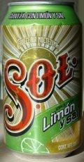 Sol Sal y Lim�n - Fruit Beer/Radler