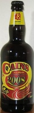 Cains 2008 Ale / Culture Beer (Bottle)