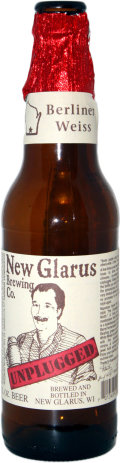 New Glarus Unplugged Berliner Weiss - Berliner Weisse