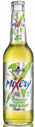 Karlsberg Mixery Vodka Flavour Iced Lemon