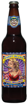 Coney Island Sword Swallower Steel Hop Lager