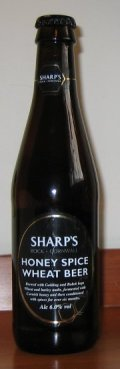 Sharps Honey Spice Wheat Beer (Bottle)