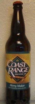 Coast Range Merry Maker