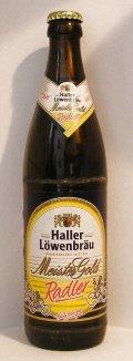 Haller-L�wenbr�u Meistergold Radler