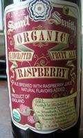 Samuel Smiths Handcrafted Organic Fruit  Raspberry