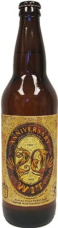 Deschutes 20th Anniversary Wit - Belgian White (Witbier)