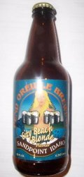 Pend Oreille City Beach Blonde Pilsner