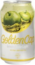 Golden Cap Green Apple Light