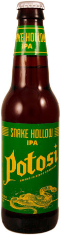 Potosi Snake Hollow IPA - India Pale Ale (IPA)