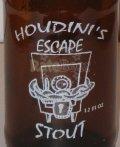 Adler Brau Houdinis Escape Stout