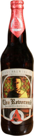 Avery The Reverend - Abt/Quadrupel