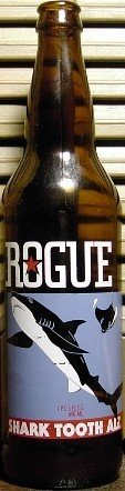 Rogue Shark Tooth Ale