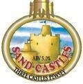Three Castles Sand Castles