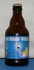 Nen Blauw-Witten - Belgian Ale