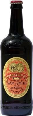 Samuel Smiths Organic Best Ale / Organically Produced Ale