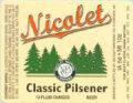 Nicolet Classic Pilsner - Pilsener