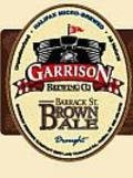 Garrison Nut Brown Ale - Brown Ale