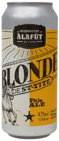 � La F�t Blonde de Saint-Tite