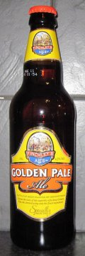 Finchley�s Golden Pale Ale  - Bitter