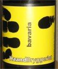 HaandBryggeriet Bavaria - German Hefeweizen