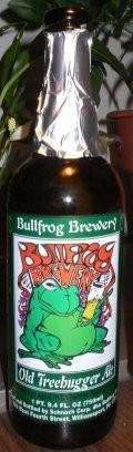 Bullfrog Old Treehugger - American Strong Ale