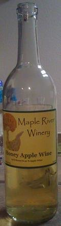 Maple River Winery Honey Apple Wine