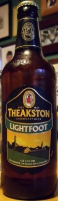 Theakston Lightfoot Bitter (Bottle)