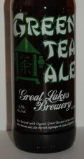 Great Lakes Brewing Green Tea Ale