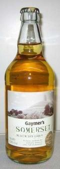 Gaymers Somerset Medium Dry Cider