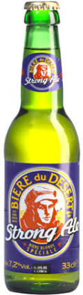 Gayant Bi�re du D�sert Strong Ale (7.2% Blonde) - Strong Pale Lager/Imperial Pils