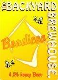 Backyard Boadicea - Premium Bitter/ESB