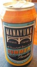 Manayunk Summer Paradise - Wheat Ale