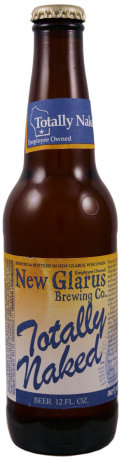New Glarus Totally Naked Extra Pale Lager