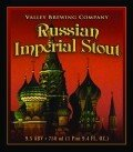 Valley Brew Russian Imperial Stout - Imperial Stout