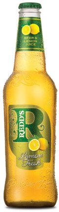 Redds Lemon Fresh - Fruit Beer/Radler