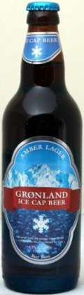 Gr�nland Ice Cap Beer Amber Lager
