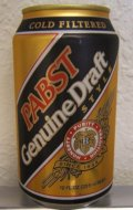 Pabst Genuine Draft - Pale Lager
