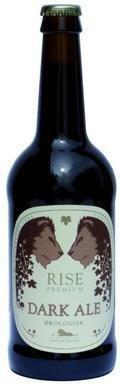 Rise Premium Dark Ale  �kologisk