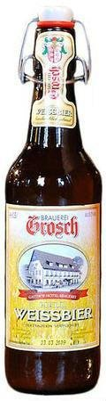 Grosch Weissbier Hell