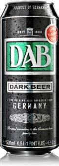 DAB Dark Beer