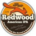 Red Squirrel Redwood American IPA