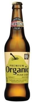 Westons Premium Organic Pear Cider