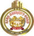 Three Castles King Alfreds Gold - Golden Ale/Blond Ale