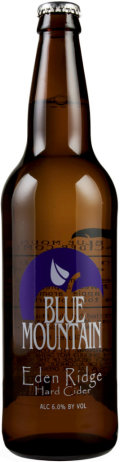 Blue Mountain Eden Ridge Hard Cider